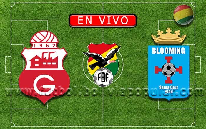 【En Vivo】Guabirá vs. Blooming - Torneo Clausura 2019