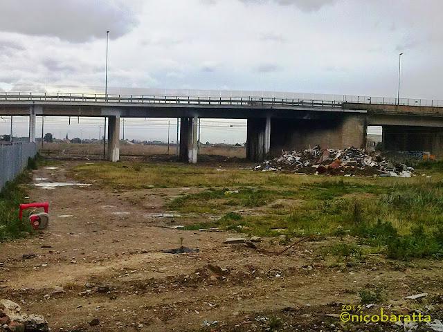 Foggia, il cavalcaferrovia di ex Via Bari chiuso per lavori di ristrutturazione e messa in sicurezza