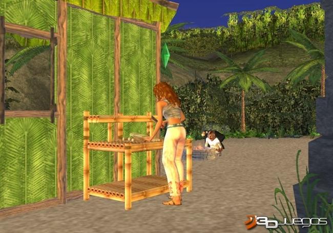 Los Sims Historias de Naufragos [PC Full] Español [ISO] Descargar