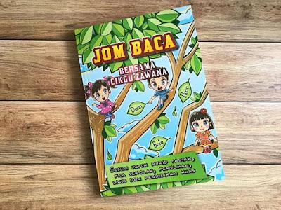 Buku Sekolah Viral - Buku Cikgu Zawana (Jom Baca, Jom Tulis, Let's Read, Let's Write, Adik Pandai Mengira)