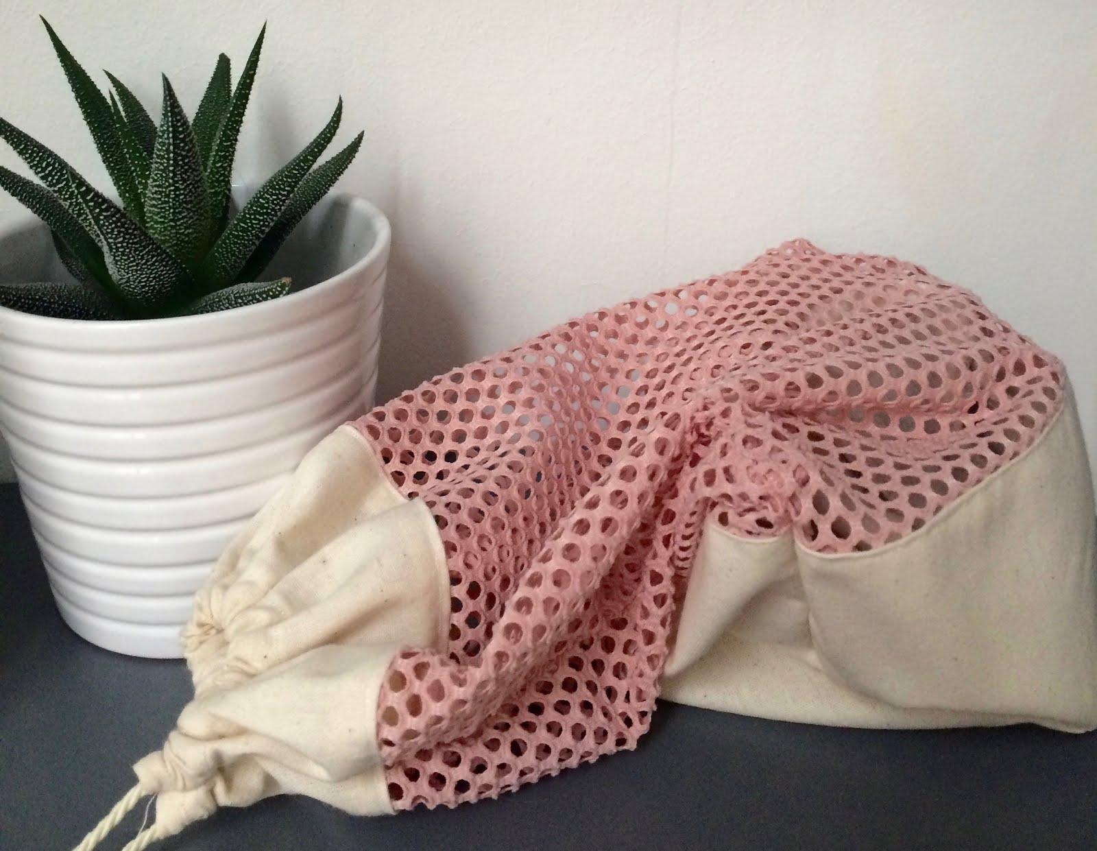 diy un filet de lavage. Black Bedroom Furniture Sets. Home Design Ideas