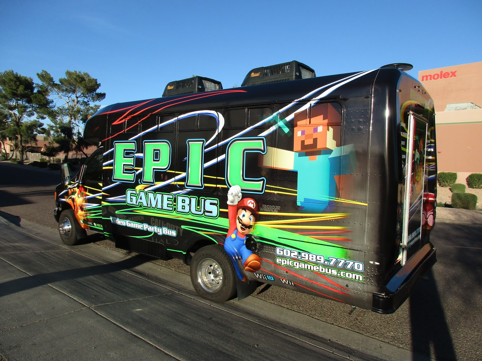 Epic Car Hire Vehicle Wraps And Screen Printing By Fast Trac Designs