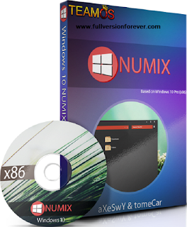 download full version of Windows 10 Numix x86 2015 En-Us Pre-Activated