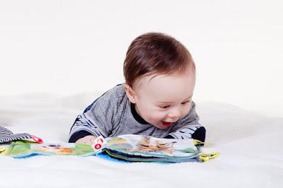 bayi cerdas dan pintar