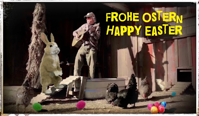 Happy Easter Neil Young