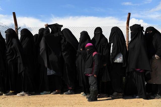 14 ژن و منداڵی داعش دەستگیرکران