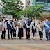 소하1동 단체장협의회, 코로나19 사회적 거리두기 홍보 캠페인 실시