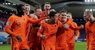 وانتهت المباراة بفوز المنتخب الهولندي على جبل طارق بست اهداف دون رد.