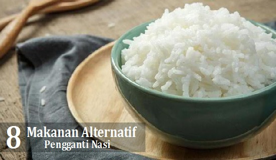 Salah satu solusi untuk menghindari penyakit diabetes adalah mengkonsumsi makanan pengganti nasi atau makanan dengan kadar gula rendah berada diangka indeks glikemik di bawah 55 per 100 gram.
