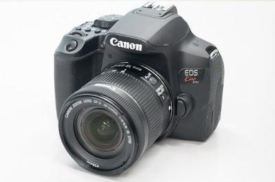 Canon EOS Kiss X10i DSLR Firmware最新ドライバーをダウンロードします