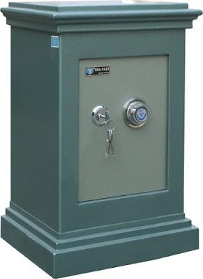 Cách mở két sắt an toàn, bảo mật Hòa Phát