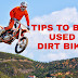 Buying a used dirt bike checklist