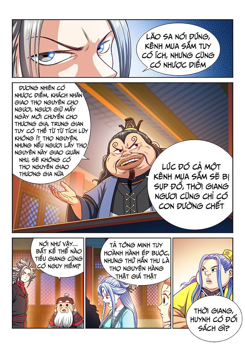 Ta Là Đại Thần Tiên chap 223 - Trang 10