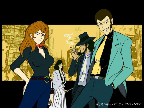 "Myself and I (Being ME): Scriptwriter of ""Lupin the Third"" passes"