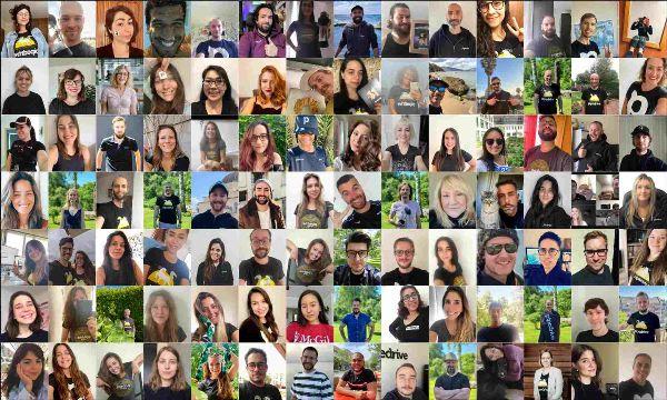 Pipedrive atinge a meta dos 800 colaboradores