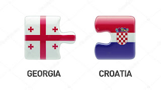 Хорватия - Грузия смотреть онлайн бесплатно 19 ноябр 2019 прямая трансляция в 20:00 МСК.