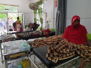 Berita Foto: Korban Keracunan Gas PT Medco di Aceh Timur