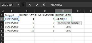 Rumus Year