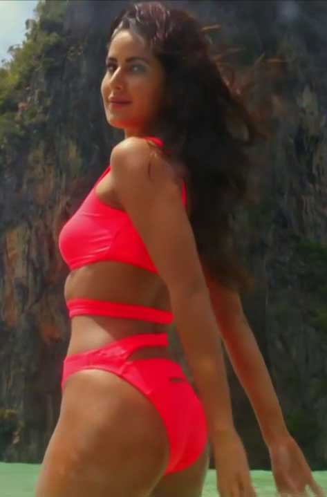 Katrina Kaif in sexy Bikini Swimsuit