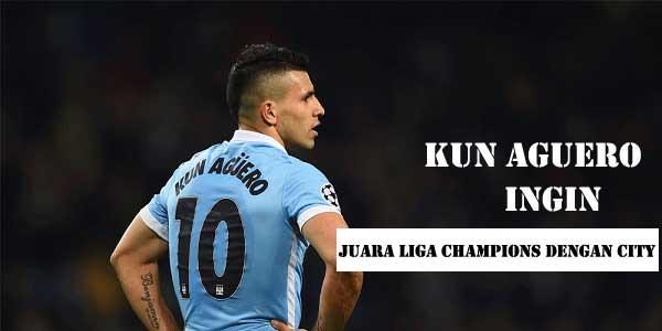 Juara Liga Champions dengan City