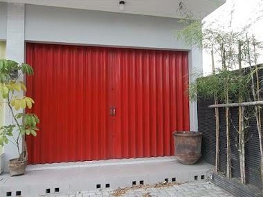 Jasa Pembuatan Gerbang Polingate dengan bahan berkualitas