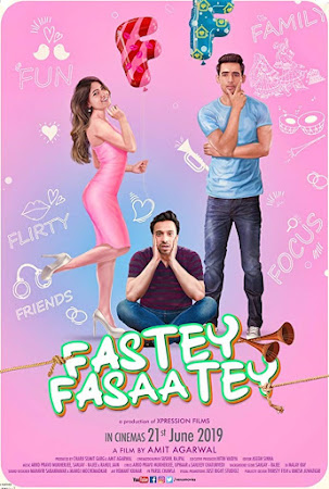 Watch Online Bollywood Movie Fastey Fasaatey 2019 300MB HDRip 480P Full Hindi Film Free Download At WorldFree4u.Com