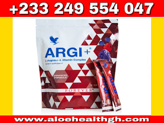 Forever Argi plus (forever-living-products) contains L-Arginine which is a powerful amino acid that has substantial benefits to our health