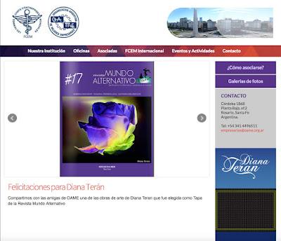 OAME_felicita_Diana_Teran_arte_ http://www.dianateran01.blogspot.ar/