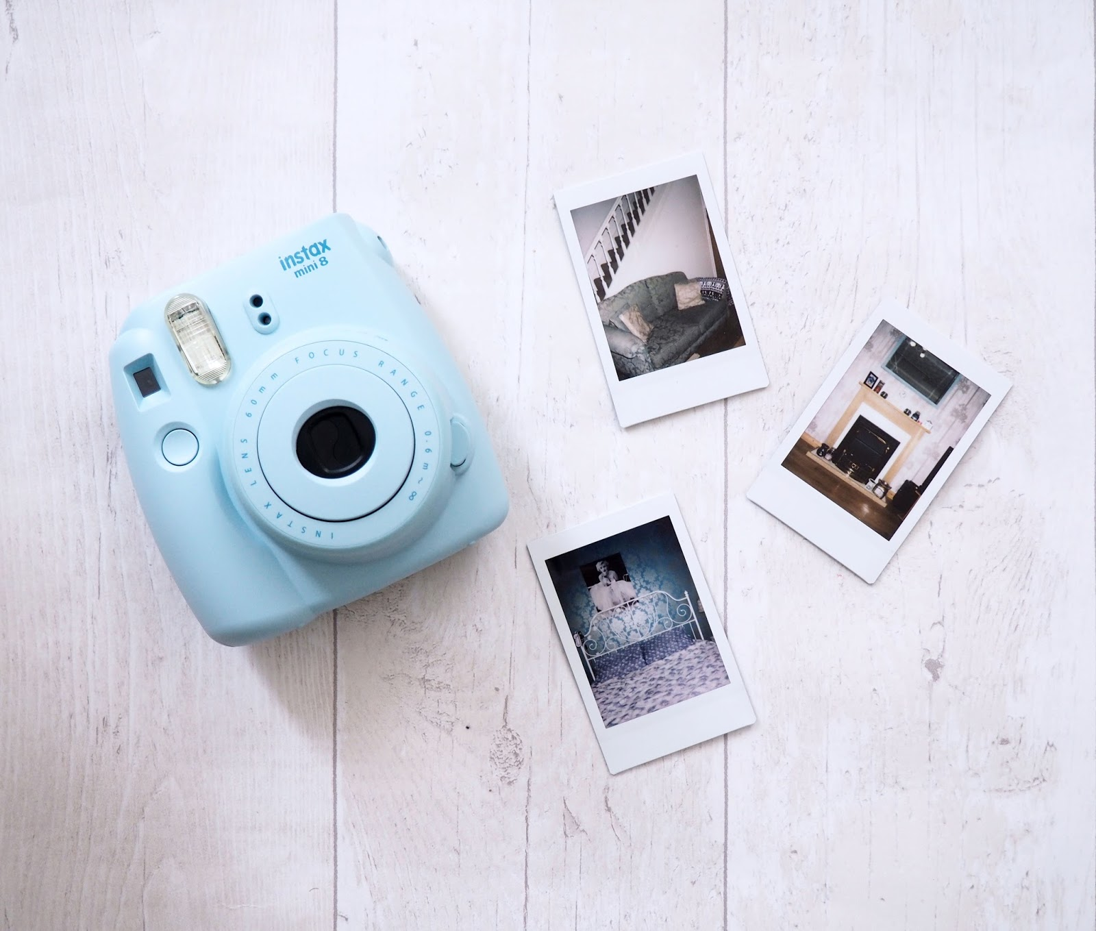 Instax Mini 8 Polaroid Camera