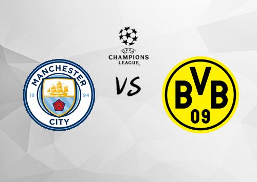Manchester City vs Borussia Dortmund  Resumen y Partido Completo