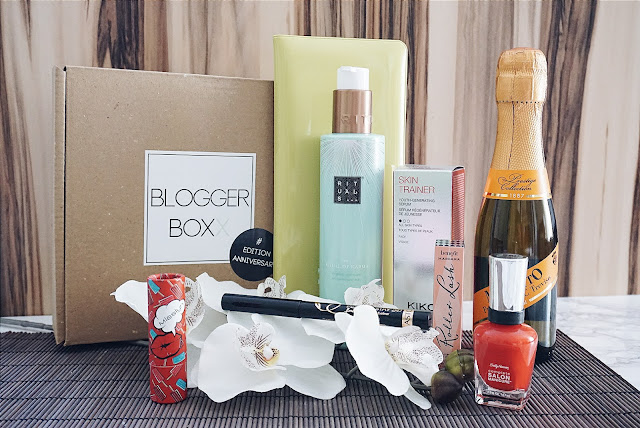 Bloggerboxx Edition Anniversary