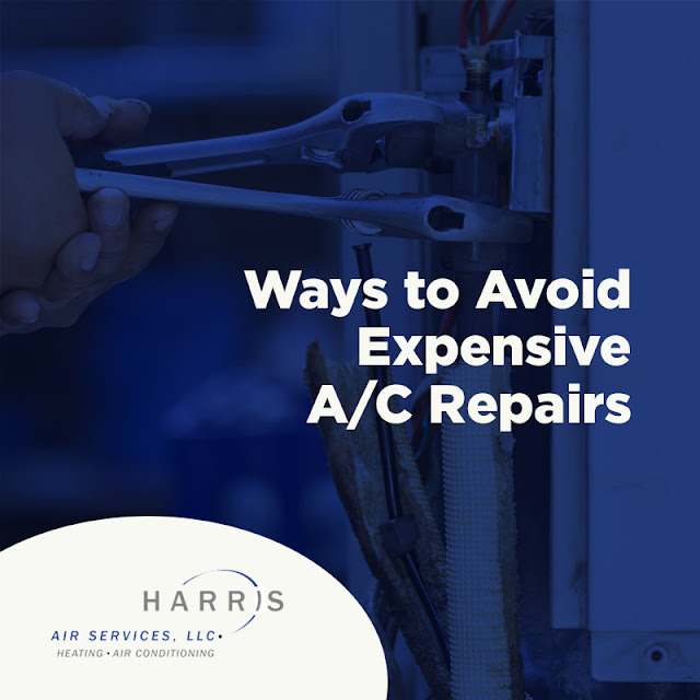 Ways to Avoid Expensive A/C Repairs