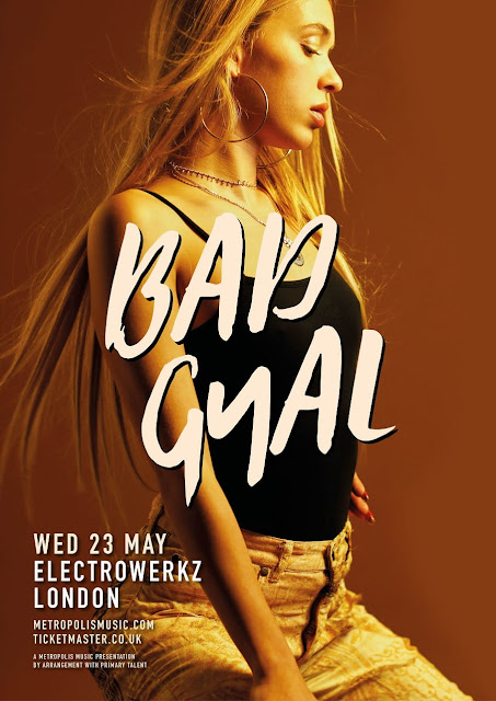 Bad Gyal announces one-off UK headline show at London's Electrowerkz