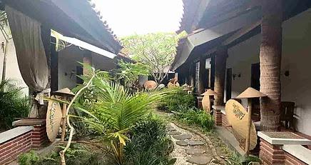 Area Taman Alami