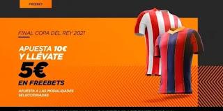kirolbet promo final copa Athletic vs Barcelona 17-4-2021