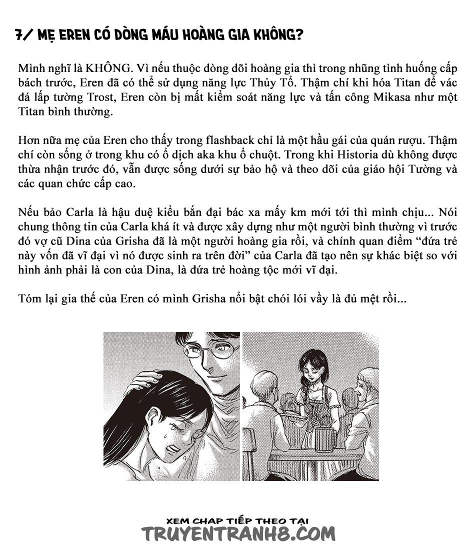 Shingeki no Kyojin - Attack on Titan Chap 88 page 52 Congtruyen24h