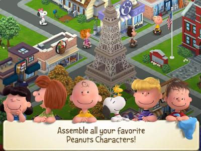 Peanuts: Snoopy's Town Tale MOD APK-Peanuts: Snoopy's Town Tale