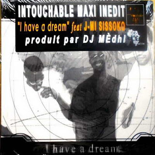 Intouchable - I Have A Dream (CDM) (2001) WAV+320