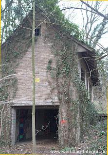 stehendes Haus auf dem Blomberg in Bad Laer