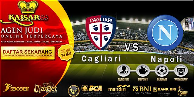 Prediksi Bola Jitu Cagliari vs SSC Napoli 27 Februari 2018