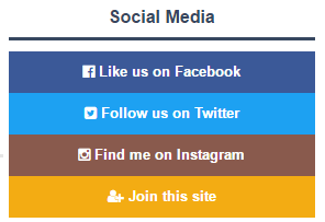 social joint widget blogger