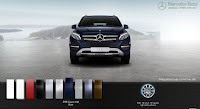 Mercedes GLE 400 4MATIC Coupe 2015 màu Xanh Cavansite 890