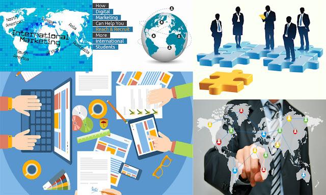 international marketing, uluslararası pazarlama