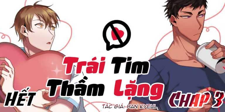 Trang 2 - [ Manhwa ] Trái tim thầm lặng - Heart Silent - Chap 003 (- Han Kyeul) - Truyện tranh Gay - Server HostedOnGoogleServerStaging