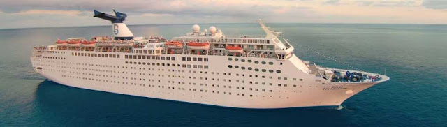 Paradise Cruise Lines' Grand Celebration - Company has new owners.