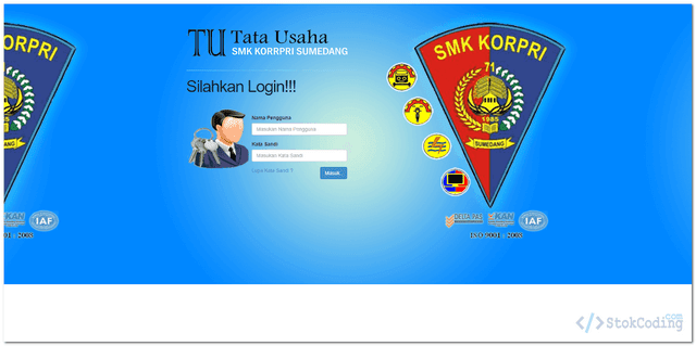 Aplikasi Pembayaran SPP Sekolah Berbasis Web (PHP)