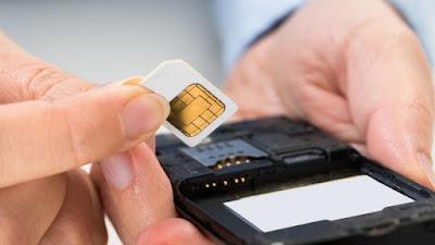 Registrasi kartu SIM semua operator