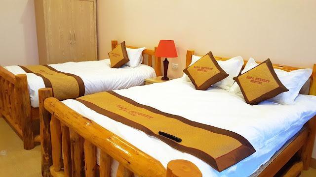 Sapa-odyssey-hostel-twin room