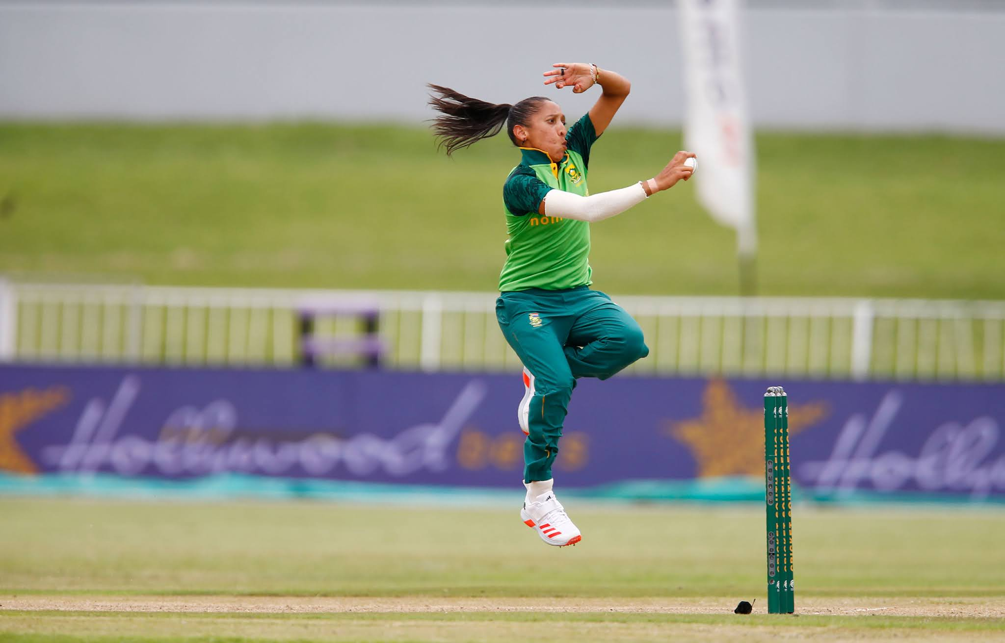 Mlaba & Ismail influential for Proteas women