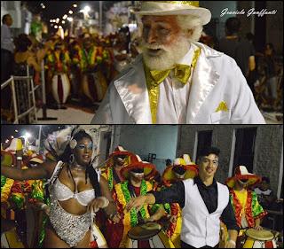 Desfile de Llamadas 2017 Montevideo Uruguay Cuero pa Tí